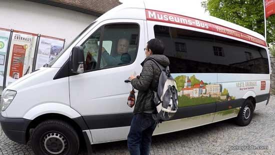 รถตู้ Veste Oberhaus