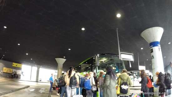 Flixbus มาถึง Munich