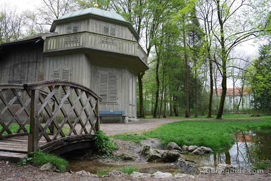 Princess garden - Nymphenburg