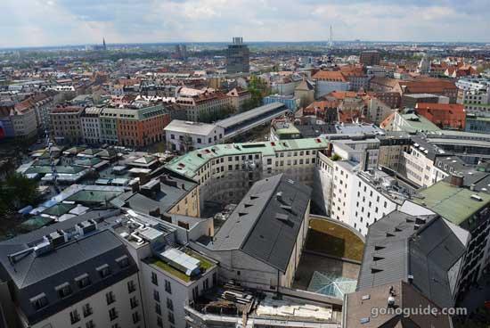 วิวเมือง Munich