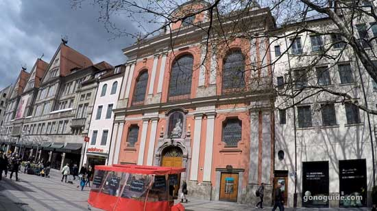 Citizen's Hall หรือ Bürgersaal