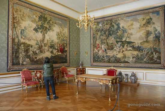 Residence museum Munich Residence