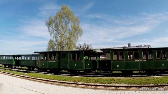 รถไฟ Chiemsee-bahn