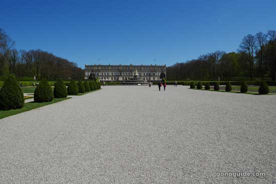 Herrenchiemsee (New Palace)