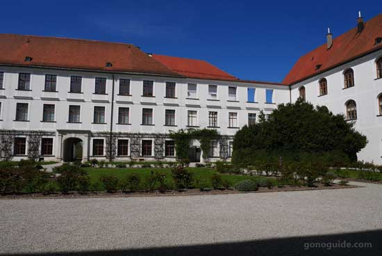 Augustinian Monastery Herrenchiemsee (Old Palace)