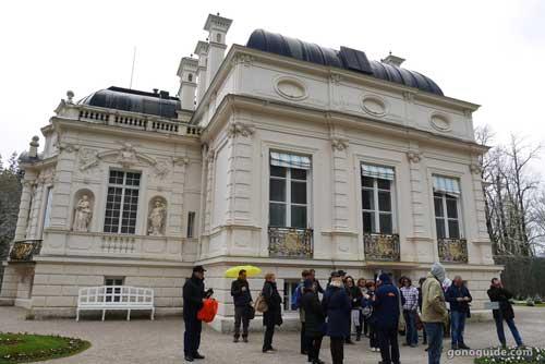 Linderhof palace