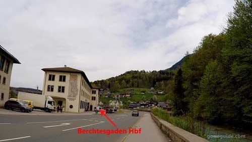 Berchtesgaden Hbf