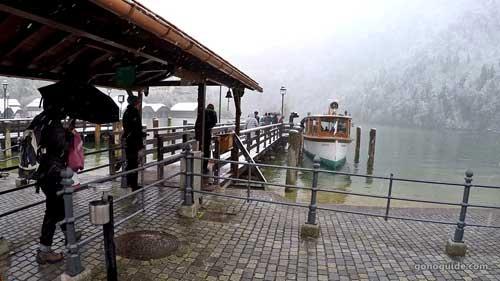 ท่าเรือ Konigssee