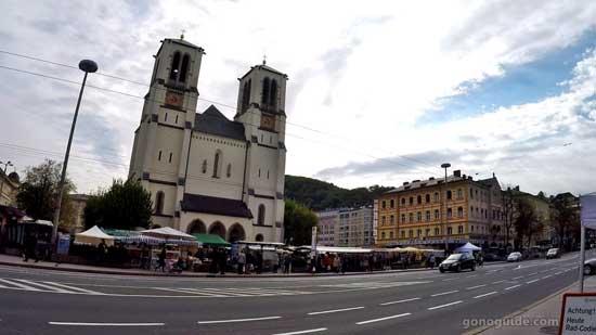 Salzburg Thursday Market