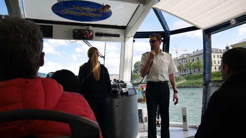 Salzach Cruise