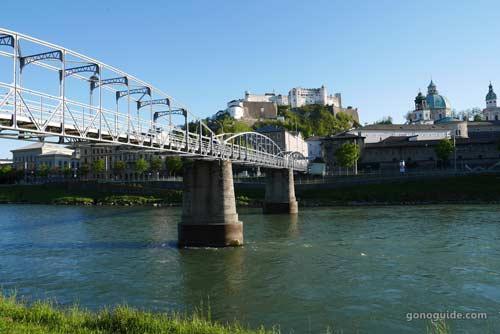 เที่ยวยุโรป SS1 D19-20 เที่ยว Salzburg
