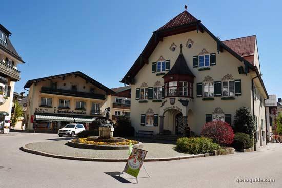 St.Gilgen Rathaus