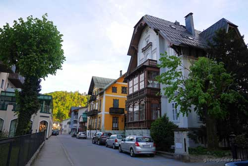 บ้านในเมือง Bad Ischl