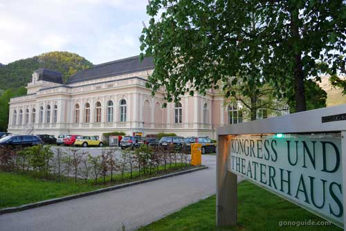 congress and theater Bad Ischl