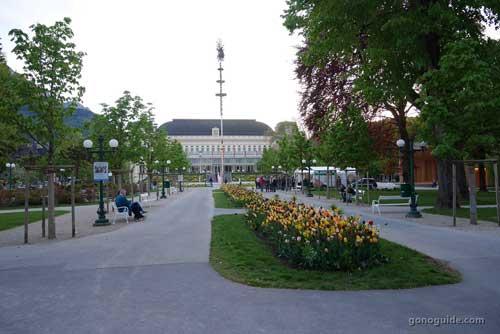 Kongress und Theaterhaus Bad Ischl