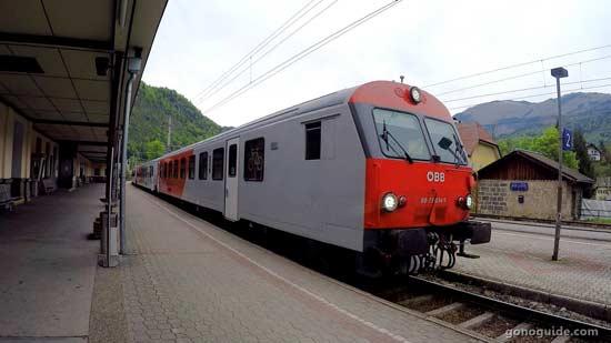 รถไฟออสเตรีย OBB