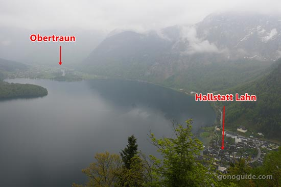 Hallstatt & Obertraun