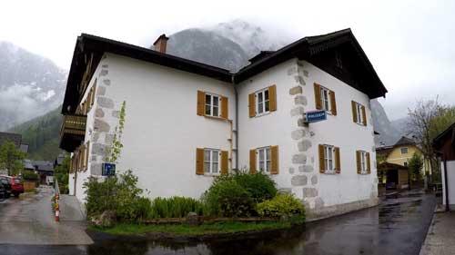 สถานีตำรวจ Hallstatt