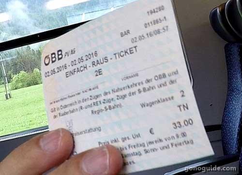 Einfach-Rach-Ticket