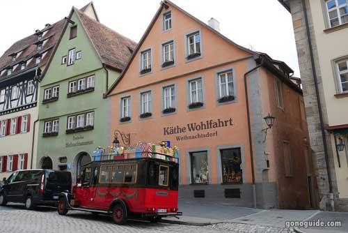 Christmas Museum Rothenburg o.b.T