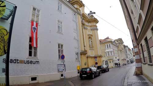 St. Polten City Museum