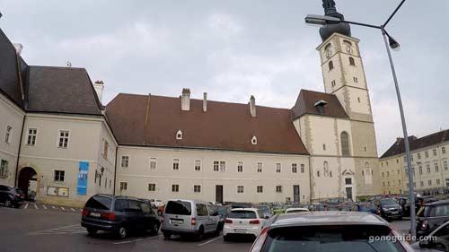 โบสถ์ ที่ St. Polten