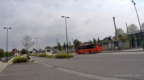 สถานีรถบัส Melk