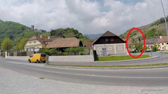 Spitz Hinterhaus