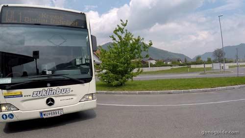 Bus WL1 ที่ Spitz