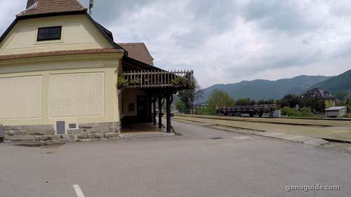 Bahnhof Spitz an der Donau