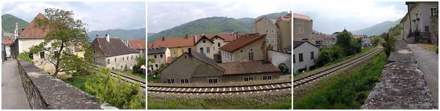 ทางรถไฟ Wachau