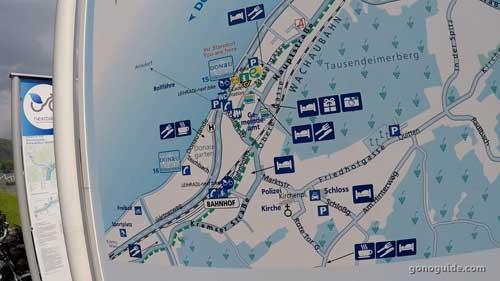 แผนที่เมืองสปิทซ์