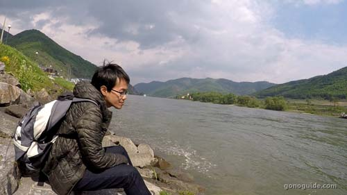 แม่น้ำดานูบ เมืองสปิทซ์