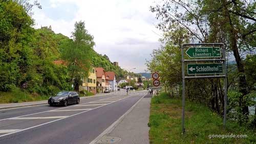 Duernstein West