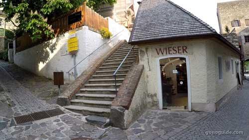 ร้านขายไวน์ Duernstein