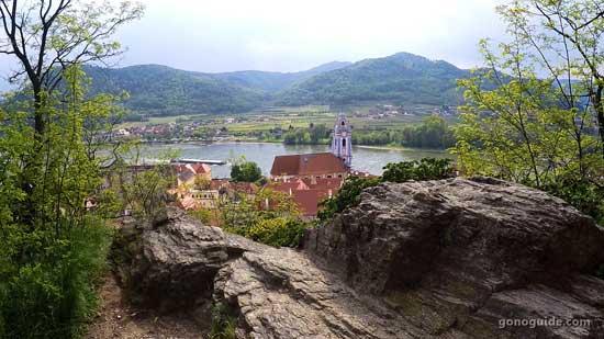 Ruins Duernstein