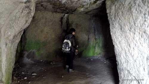 ถ้ำห้องขัง Ruins Duernstein