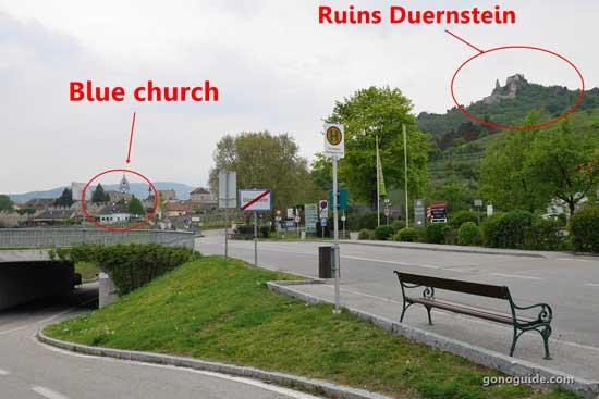 ป้ายรถบัส Duernstein