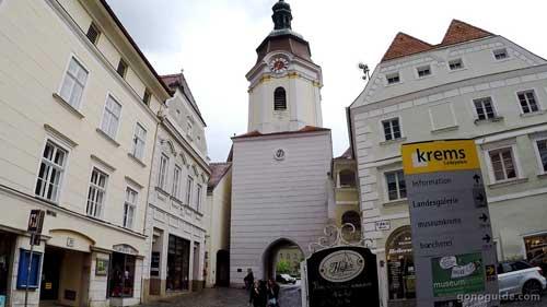 ประตูเมือง Krems