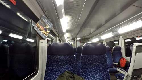 นั่งรถไฟไปเวียนนา
