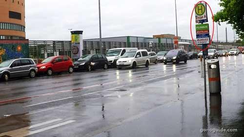 Vienna International Busterminal (VIB)