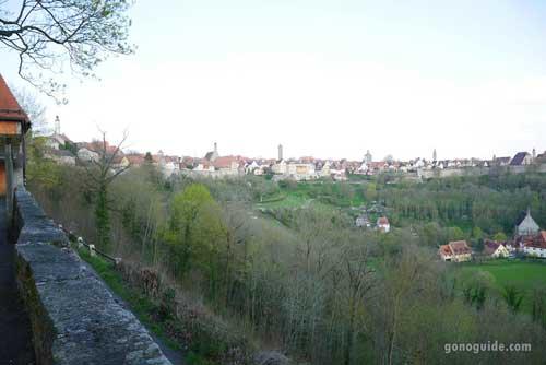 วิวมองจาก Burggarten