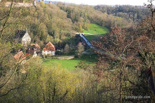 Tauber bridge
