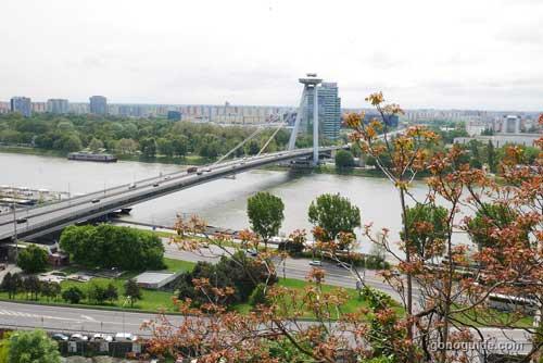 Novy Most (New Bridge) และ Observation Deck