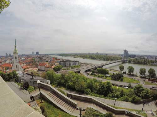 Novy Most (New Bridge) และ Observation Deck