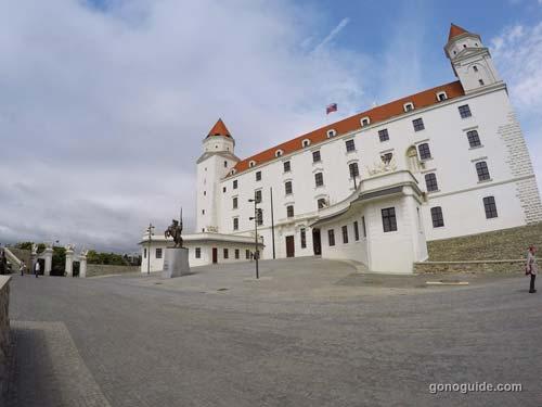 Bratislava Castle Museum