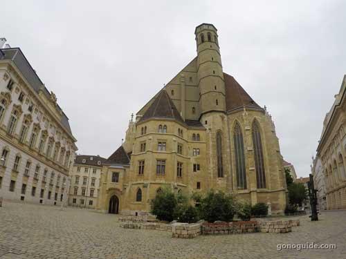 Minoritenkirche (Italienische Nationalkirche Maria Schnee)