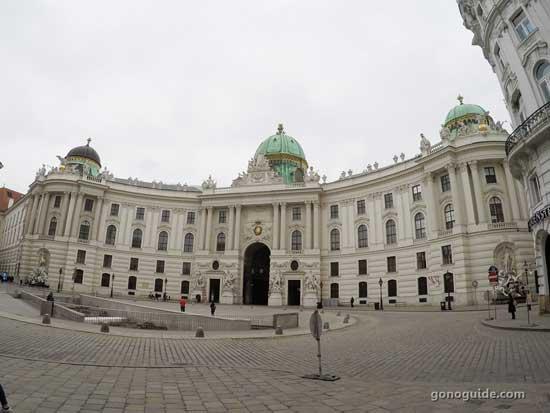Vienna Hofburg