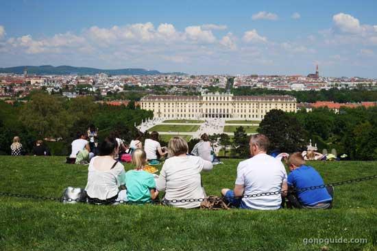 เที่ยวยุโรป SS1 D26-27 เที่ยว Vienna