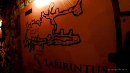 Labyrinth of Buda Castle